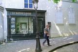 Le Bateau-Lavoir, Paris, France Photographic Print