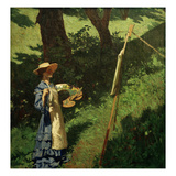 Painter, 1903 Giclee Print by Karoly Ferenczy