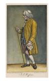 J.J.Rousseau, 19th Century Giclee Print