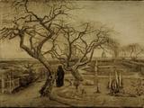 Winter Garden, March 1884 Giclée-Druck von Vincent van Gogh