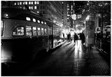 Market Noir Photo Poster Prints by Mike Dillon