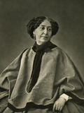 George Sand, 1864 Photographic Print