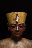 Mannequin of Tutankhamen, Egyptian Photographic Print