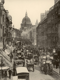 London, Ludgate Hill Photographic Print