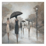 City Figures 1 Giclee Print by Marc Taylor