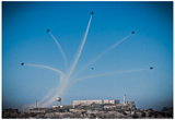 Blue Angels Photo Poster Photographie par Mike Dillon