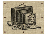 Vintage Camera Giclee Print by Sam Appleman