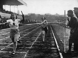 Ladies Relay, Berlin, C.1926 Photographic Print