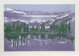 Mountain Lake Limited Edition by John Healy