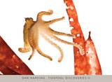 Tidepool Discoveries II Posters af Dan Harding