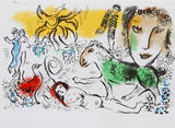 Homecoming Collectable Print by Marc Chagall