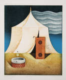 The Winds - Il Sirocco Collectable Print by Tighe O'Donoghue