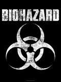 Biohazard Logo Posters