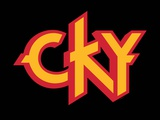 CKY Logo Stretched Canvas Print