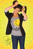 Rebecca Black - Smiley Poster Prints
