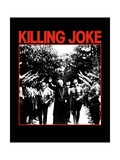 Killing Joke - Pope Print