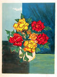 Flowers Collectable Print by  Westel