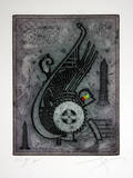 Ariel Collectable Print by Tighe O'Donoghue