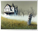 Haunted House Limited Edition by Wayne Cooper