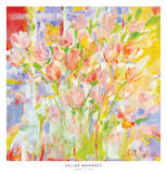 Sherry's Tulips Prints by Kellar Mahaney