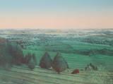 Midsummer Landscape Limited Edition by James Butler