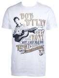 Bob Dylan - How Many Roads T-Shirts