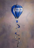 NCAA Kentucky Wildcats Hot Air Balloon Spinner Novelty