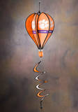 NCAA Clemson Tigers Hot Air Balloon Spinner Novelty