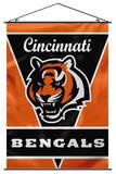NFL Cincinnati Bengals Wall Banner Flag