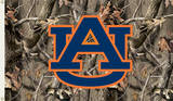 NCAA Auburn Tigers Camo Flag with Grommets Flag