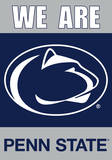 NCAA Penn State Nittany Lions 2-Sided House Banner Bandera