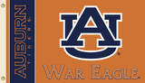 NCAA Auburn Tigers Flag with Grommets Flag