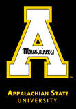 NCAA Appalachian State 2-Sided House Banner Flag
