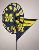 NCAA Michigan Wolverines Yard Spinner Novelty