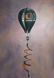NCAA Miami Hurricanes Hot Air Balloon Spinner Novelty