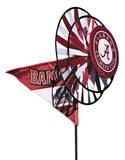 NCAA Alabama Crimson Tide Yard Spinner Novelty