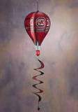 NCAA South Carolina Gamecocks Hot Air Balloon Spinner Novelty
