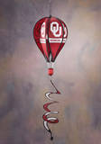 NCAA Oklahoma Sooners Hot Air Balloon Spinner Novelty