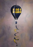 NCAA Michigan Wolverines Hot Air Balloon Spinner Novelty