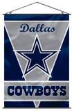 NFL Dallas Cowboys Wall Banner Bandera