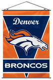 NFL Denver Broncos Wall Banner Flag