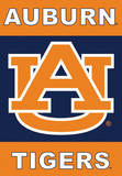 NCAA Auburn Tigers 2-Sided House Banner Flag