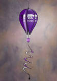 NCAA Kansas State Wildcats Hot Air Balloon Spinner Novelty