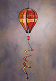 NCAA Iowa State Cyclones Hot Air Balloon Spinner Novelty