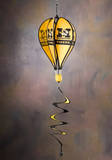 NCAA Missouri Tigers Hot Air Balloon Spinner Novelty