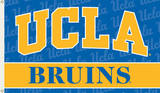 NCAA Ucla Bruins Flag with Grommets Flag