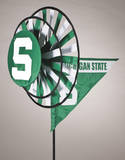 NCAA Michigan State Spartans Yard Spinner Novelty