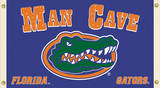 NCAA Florida Gators Man Cave Flag with Grommets Flag