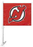 NHL New Jersey Devils Car Flag Flag