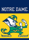 NCAA Notre Dame 2-Sided Garden Flag Flag